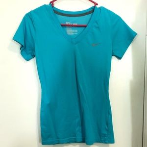 Nike Dri-Fit V Neck Tee